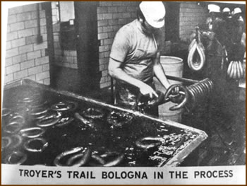 Troyer's Genuine Trail Bologna Process